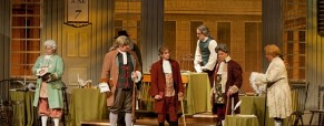 Plays in the Park:1776 Opening Night