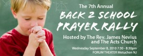 7th Annual Back-2-School-Prayer-Rally