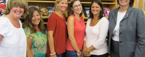 Edgar Middle School PTO Executive Board