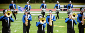 Pride of Metuchen Marching Band