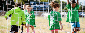Our fascination with Kids+Soccer